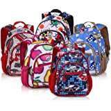 """Child Safety Harness, 11"""" Mini Backpack with Rein"""