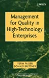 img - for Management for Quality in High-Technology Enterprises (Wiley Series in Systems Engineering and Management) book / textbook / text book