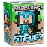 Minecraft Diamond Steve Collectable Vinyl Figure
