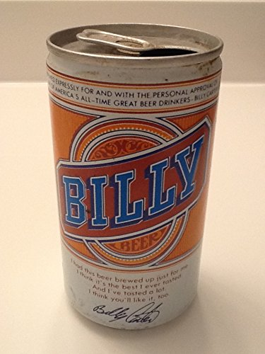 Vintage Billy Beer Can