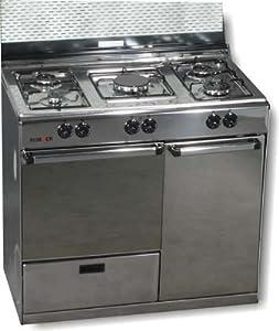 Cocina y horno de gas butano sharemedoc - Cocinas de gas butano rusticas ...
