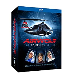 Airwolf - The Complete Series - BD [Blu-ray]