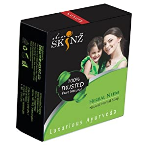 Sheer skinz Herbal Neem -125gm (Box Packing)