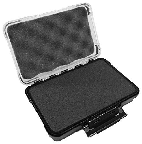 Travel Storage Case Container W/ Customizable Foam - Fits V2 Pro Series 7 or V2 Pro Series 3 Pen , Mouthpiece , Cartridge , Leaf Cartridge , USB Charger , and Picks (Cloud Pen Vaporizer Accessories compare prices)