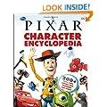 Pixar Character Encyclopedia  (Dk Disney)