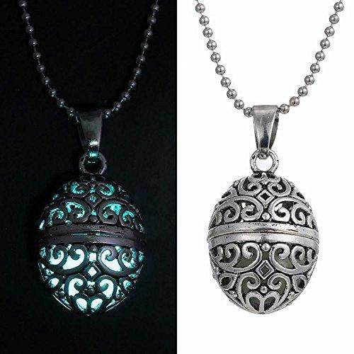 FM42-Glow-in-the-Dark-Openwork-Oval-Bead-Locket-Pendant-Necklace