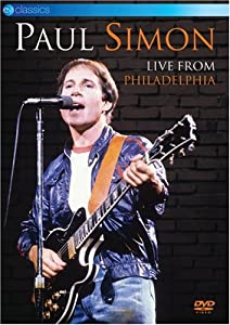 Paul Simon Live From Philadelphia : Greatest Hits Live
