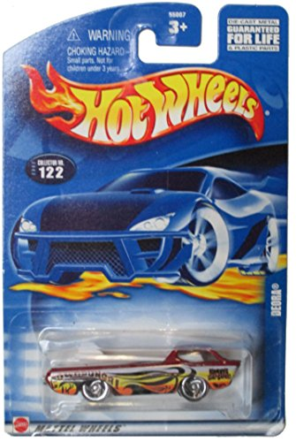 Deora 	 2002 Hot Wheels #122 - 1