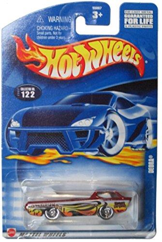 Deora  2002 Hot Wheels #122 - 1
