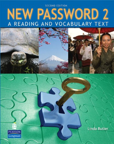 New Password 2: A Reading and Vocabulary Text (without...