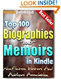 Biographies and Memoirs: In Kindle: Top 100 Biographies and Memoirs