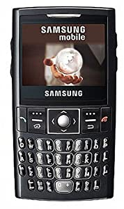 Samsung I321N Unlocked Cell Phone with 1.3 MP Camera, MicroSD memory expansion, Media Player--U.S. International Version with out Warranty (Black)