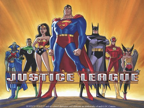 Justice League Season 1 - Season 1
