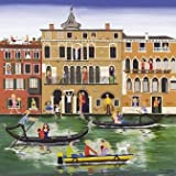 Wentworth New Jigsaw Puzzle 200 Pieces Louise Braithwaite - Venice