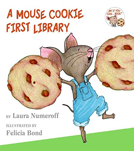 A Mouse Cookie First Library (If You Give...) (Hamster Recipe Book compare prices)