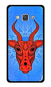 Samsung Galaxy E5 Printed Back Cover