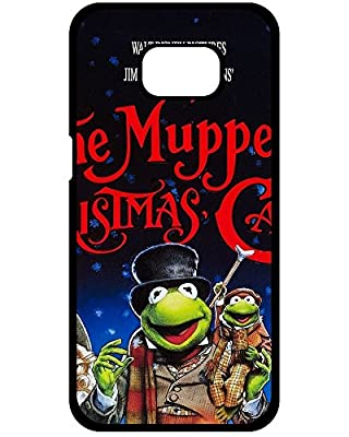 2015 Pop Culture Cute Phone cases snow movies buildings christmas kermit the frog michael caine movie posters cane hats the muppet sho Samsung Galaxy S7 Edge