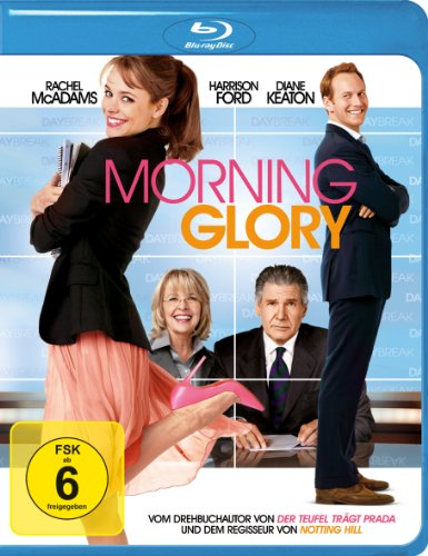 Morning Glory [Alemania] [Blu-ray]