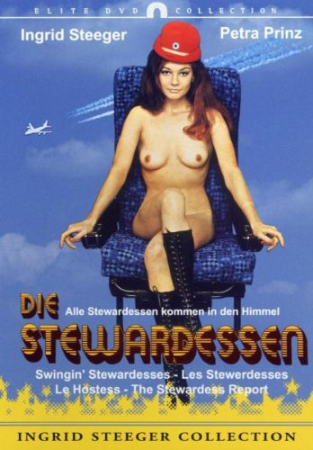 The Swingin\' Stewardesses [DVD] [Import]