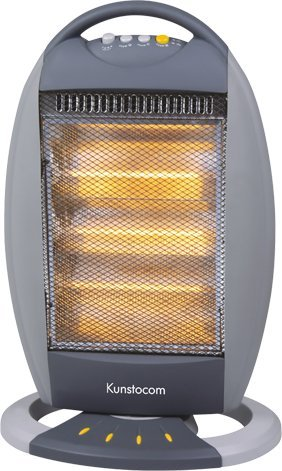 KHT-120YS 1200W Halogen Room Heater
