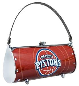 Detroit Pistons Fender Purse by Pro-FAN-ity Littlearth