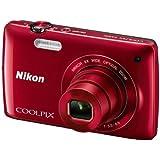 Nikon COOLPIX S4200 16.0 MP Digital Camera (Red)