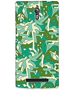 Hugo Oppo Find 7 Back Cover Hard Case Printed