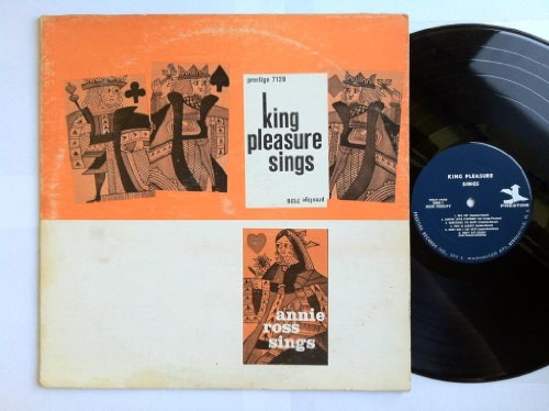 King Pleasure Sings - Annie Ross Sings LP - Prestige - PRLP-7128 by King Pleasure Annie Ross