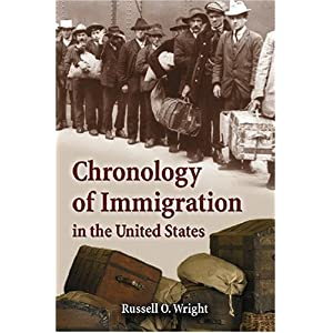 Chronology of immigration in the United States