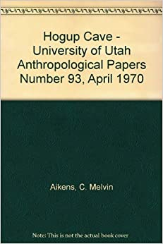 anthropological papers university of utah Anthropology at usu is specifically designed to provide the training and degree qualifications sought after by employers in both public and private sectors the graduate program in anthropology at utah state university responds to the changing needs of archaeology and to recommendations of archaeologists in the crm industry.