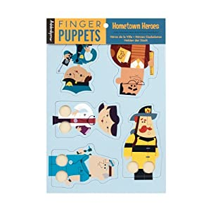 Hometown Heroes Finger Puppets
