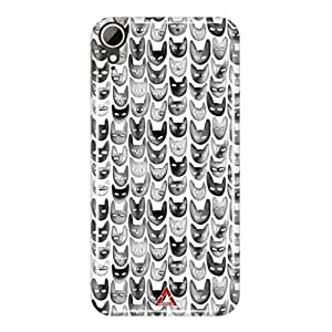 a AND b Designer Printed Mobile Back Cover / Back Case For HTC Desire 828 (HTC_828_3D_3516)