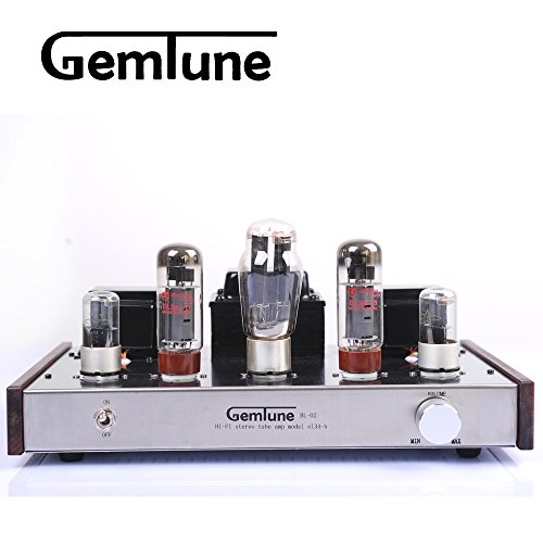 GemTune BL-02 tube amplifier with 5Z3P*1; EL34-B*2; 6N9P*2 Tube