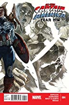 All New Captain America Fear Him #4 by…