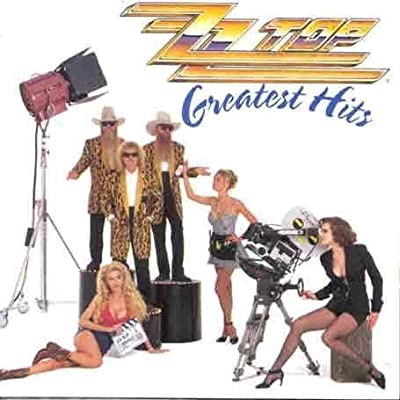 ZZ Top: Greatest Hits (1992) preview 0