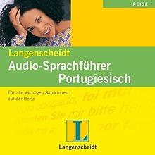Langenscheidt Audio-Sprachführer Portugiesisch Hörbuch von  div. Gesprochen von:  div.