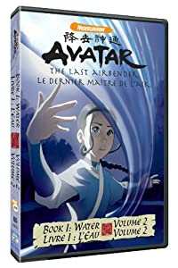 Avatar Book 1, Vol. 2: The Last Airbender (Bilingual)