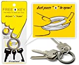 Free Key - The Press To Open Key Ring