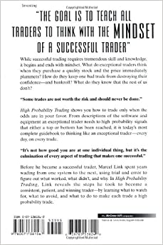 High probability trading strategies amazon