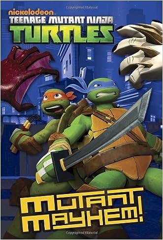 Mutant Mayhem! (Teenage Mutant Ninja Turtles) (Junior Novel)