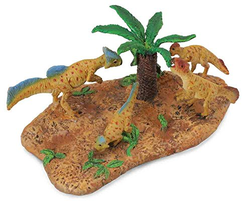 CollectA Prehistoric Life Koreaceratops Family #88530