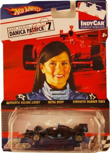 Hot Wheels Indy Car Series 1:64 Scale 2009 Danica Patrick
