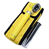 Fiber Optic Otoscope Mini Pocket Yellow Medical Ent Diagnostic Set [10031]