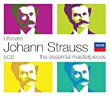 Ultimate Strauss Family [Box Set]