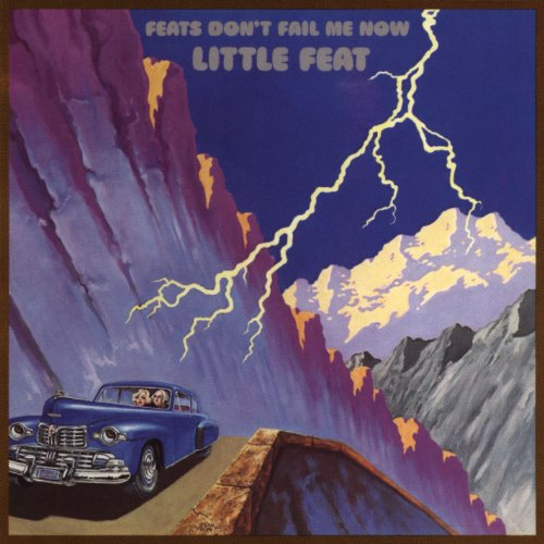 Original album cover of Feats Don't Fail Me Now by Little Feat