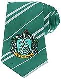 Harry Potter Tie ● Necktie ● By Cinereplicas® ● Micro Fibra (Slytherin)