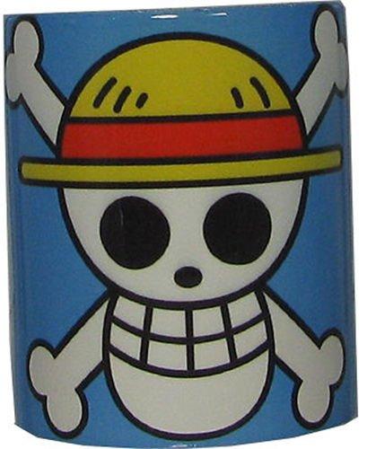 Tazza cartoons One Piece Rubber Luffy cartoons in ceramica con manico Onepiece Ruffy