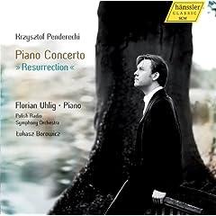 """Penderecki: Piano Concerto, """"Resurrection"""""""
