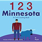 123 Minnesota: A Cool Counting Book (Cool Counting Books)