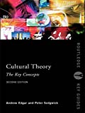 Cultural Theory: The Key Concepts (Routledge Key Guides) (0415399394) by Andrew Edgar
